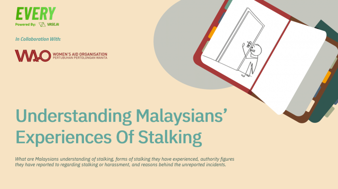 New Research Supports Calls To Make Stalking A Crime
